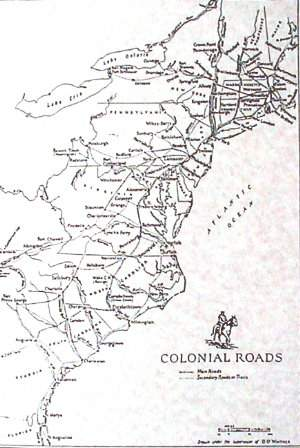 Colonial Roads