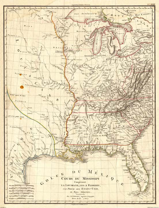 Southern States 1803